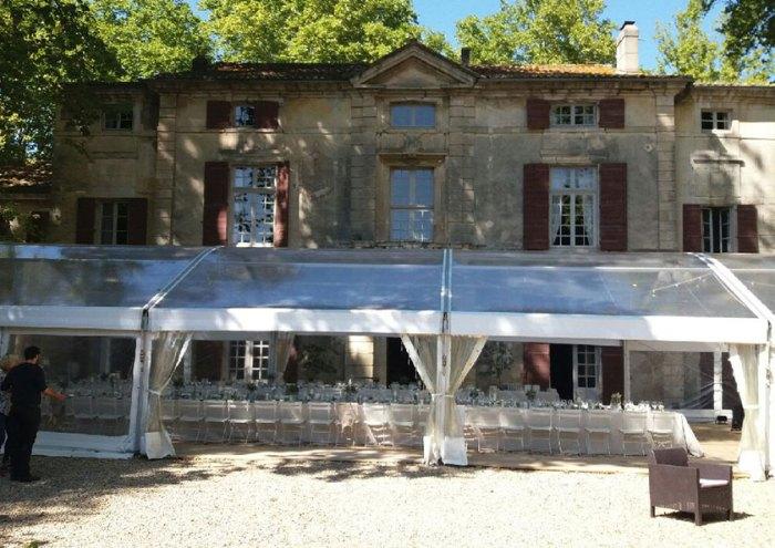 Château de Roussan Saint Rémy de Provence